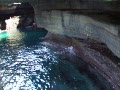 五島列島の嵯峨の島の海岸