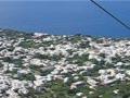 イタリア:カプリ島ソラーロ山リフト
